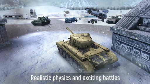 Grand Tanks: Best Tank Games 3.04.1 Screenshots 7