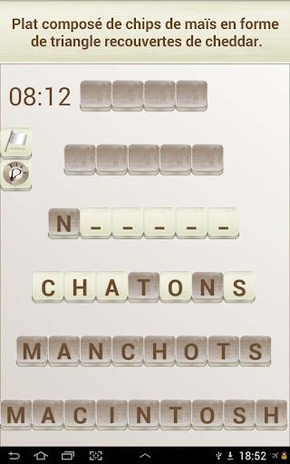 Jeux de Mots en Franu00e7ais android2mod screenshots 8