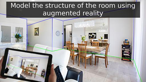Floor plan - Home improvements in AR - Wodomo 3D 01.03.02 Screenshots 3