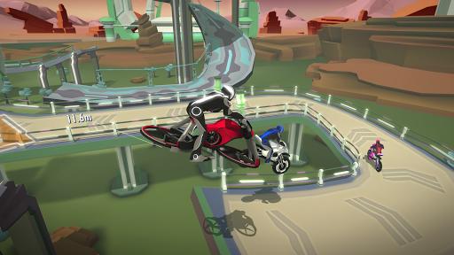Gravity Rider Zero  Screenshots 4