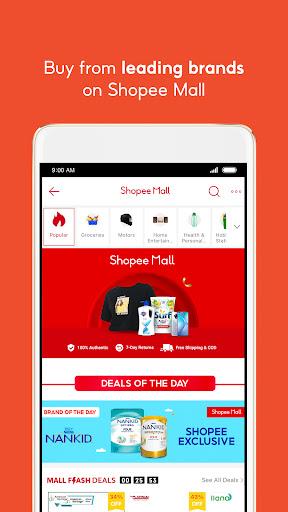 Shopee No.1 Online Platform android2mod screenshots 5