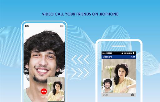 JioChat: HD Video Call 3.2.8.1.0901 screenshots 1