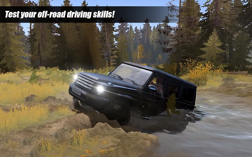 Offroad Xtreme 4x4 Racing Simulator Car Driving 3d  screenshots 3