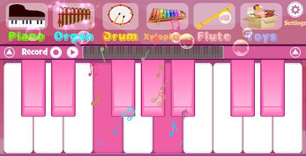 Pink Piano screenshot thumbnail