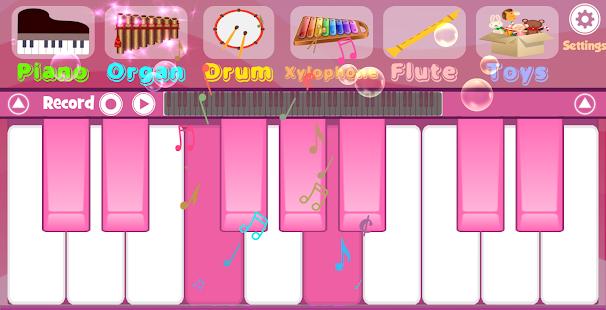 Pink Piano screenshots 5
