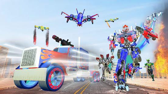 Grand Robot Bike Transform City Attack 1.14 Screenshots 2