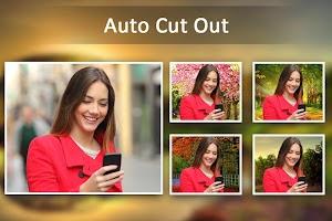 screenshot of Auto Cut-Out : Photo Cut-Paste 2020