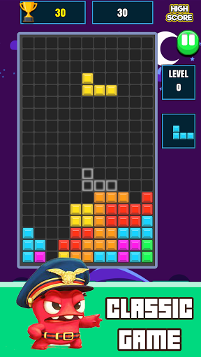 Block Puzzle Classic 1984 1.11 screenshots 1
