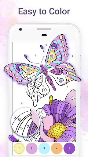 Chamy - Color by Number 3.2.1 screenshots 3