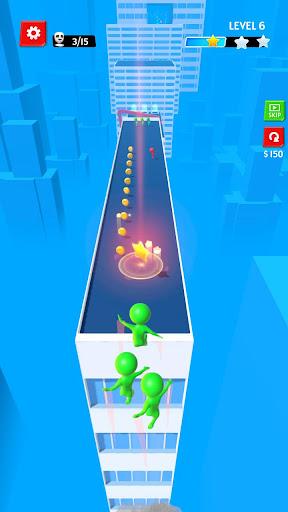Run Race 3d : Fun Race - Short Cut Running Games  screenshots 3