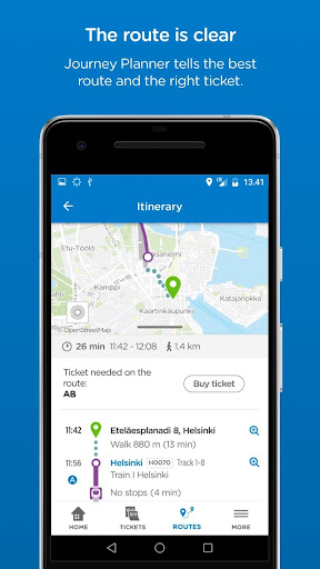 HSL - tickets, journey planner and transport 2.8.2 Screenshots 4