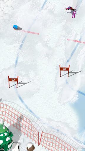 Télécharger Ski Legends mod apk screenshots 2
