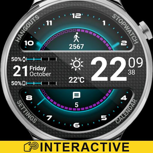Master Watch Face Clock Widget Aplicaciones En Google Play