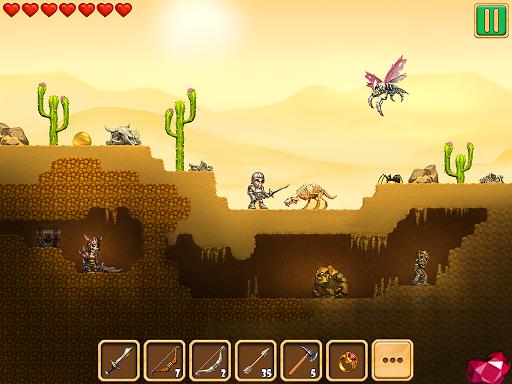 Adventaria: 2D World of Craft & Mining 1.5.3 screenshots 7