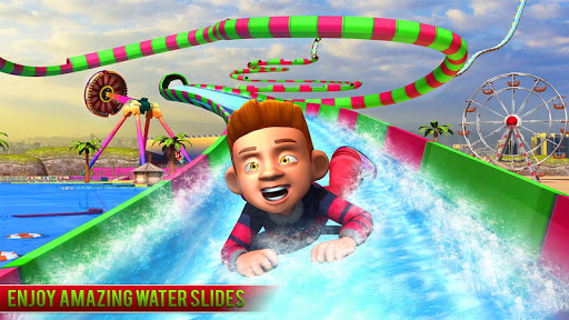 Kids Water Adventure 3D Park 1.3 screenshots 2