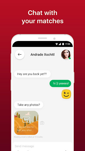 AmoLatina: Find & Chat with Singles - Flirt Today 4.5.0 Screenshots 4