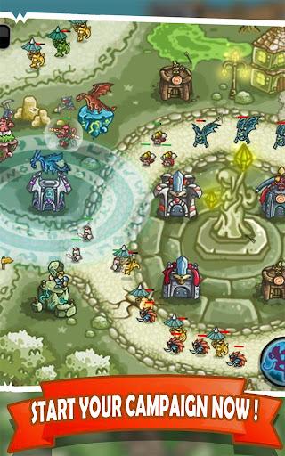 Kingdom Defense 2: Empire Warriors - Tower Defense  Screenshots 7