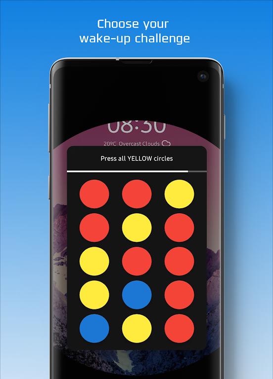 Turbo Alarm Clock ⏰ 😴 📢 The Ultimate Alarm Clock  poster 4