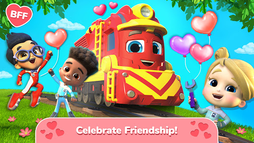Mighty Express - Play & Learn with Train Friends 1.2.9 screenshots 1