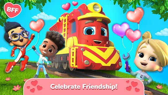 Mighty Express – Play & Learn with Train Friends 1