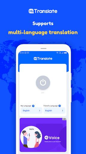 Hi Translate - Chat translator apktram screenshots 1