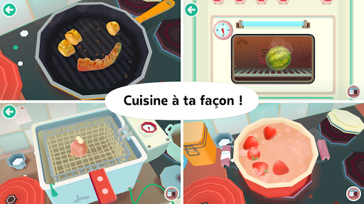 Toca Kitchen 2 APK MOD (Astuce) screenshots 3