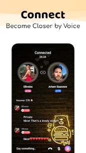 Find Friends, Meet New People, Cuddle Voice Chat 4