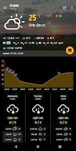 Simple weather & clock widget (no ads) 0.9.75