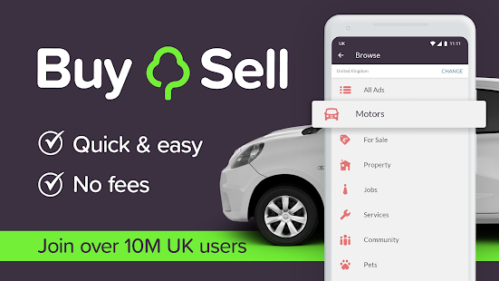 Gumtree Local Marketplace Buy Sell Everything Apps On Google Play
