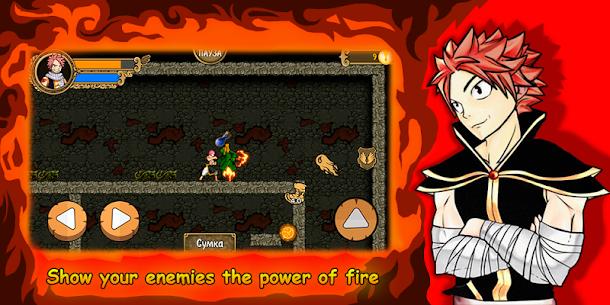 Fairy Light Fire Dragon MOD (God Mode/Unlimited Mana) 1