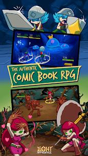 Light Apprentice – Comic Book RPG MOD APK 1.6.1.1 (FRE Purchase) 2
