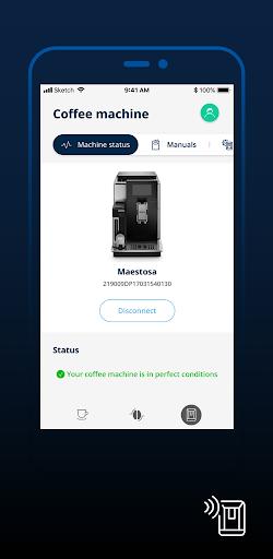 De'Longhi Coffee Link 2.3.1 Screenshots 2