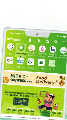 HKTVmall u2013 online shopping apktram screenshots 2