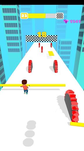 slide roof 3d screenshot 2