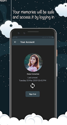 Life : Personal Diary, Journal, Note Book 4.0.0 Screenshots 7