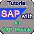 SAP with all SAP Module Tutorial