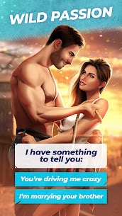Love Story Interactive Stories and Romance Games v1.1.0 MOD APK 1