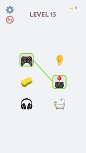 Emoji Puzzle! (MOD, No Ads, Free Hints) 4