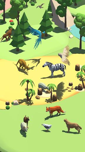 Animal Craft 3D: Idle Animal Kingdom  screenshots 1