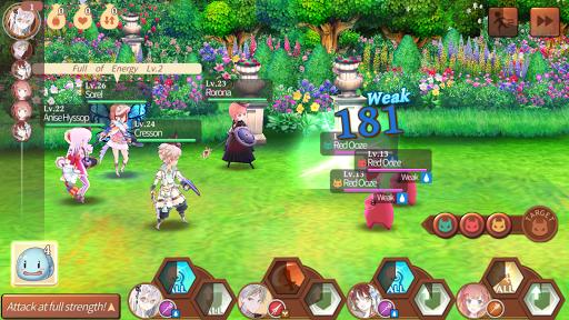 Atelier Online: Alchemist of Bressisle  screenshots 8