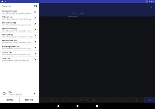 Online Compiler - Code on Mobile apktram screenshots 14