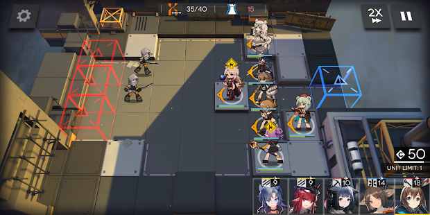 Arknights Screenshot
