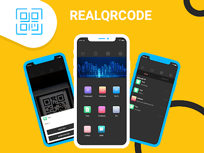 Real QR Code -  Barcode Scanner 1.1