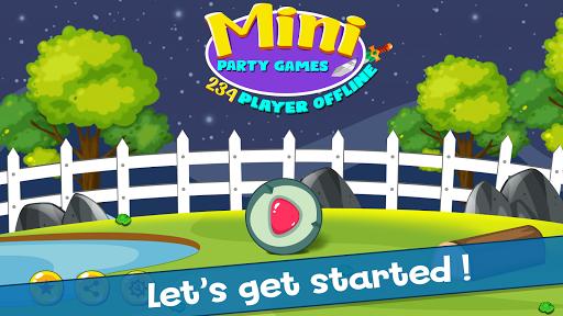Mini Party Games: 2 3 4 Player Offline  screenshots 1
