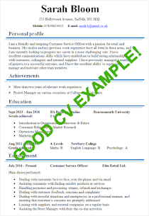 CV Examples 2020 For Pc | How To Use (Windows 7, 8, 10 And Mac) 2