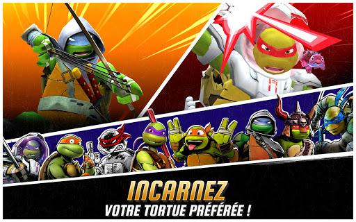 Code Triche Ninja Turtles: Legends (Astuce) APK MOD screenshots 5