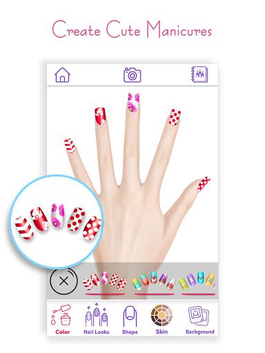 Nail Art Salon - New Manicure & Makeup Games 2021 1.0 screenshots 10