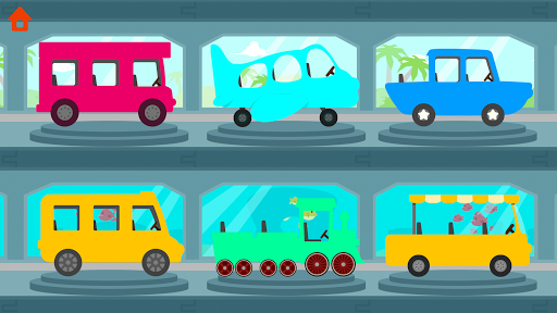 Dinosaur Bus 1.0.6 screenshots 19