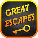 Great Escapes - Free To Play Room Escape Game 🗝🔎