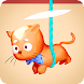 Rescue Kitten - Rope Puzzle - Androidアプリ